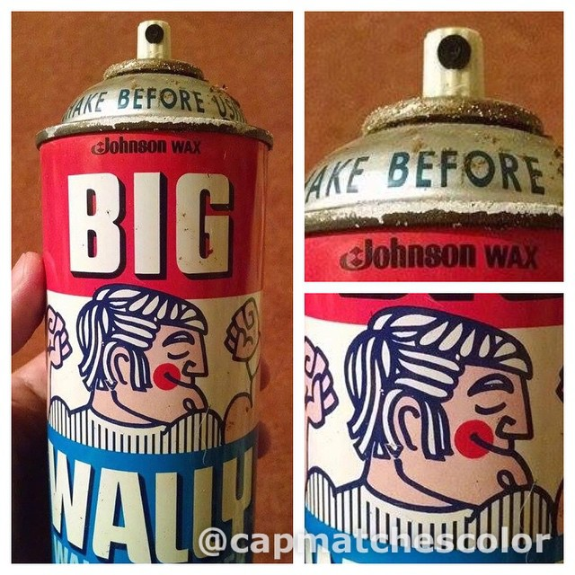 #tbt #bigwally before we had great stores like @lowbrow_bk to…