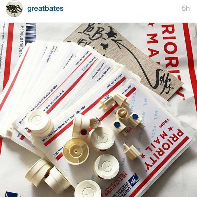 The man greatbates got his package when are you gettinghellip