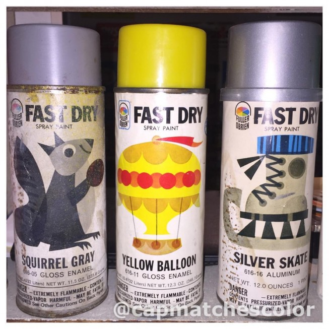 Tuesday afternoon randomness fullerobrien fastdry squirelgrey yellowballon silverskate picture canshellip
