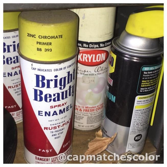 Couple bits lurking brightbeauty krylon dustyfingers Read more 8250